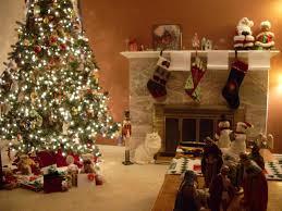 living christmas decorations impressive unique silver tree