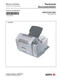 Drystar 5302 Service Manual | Medical Device | Electromagnetic ...