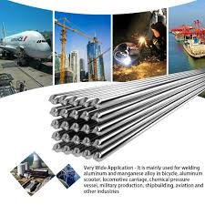 10/20/<b>50PCS</b> 2mm*<b>50cm</b> Welding Wire <b>Low Temperature</b> Aluminum ...