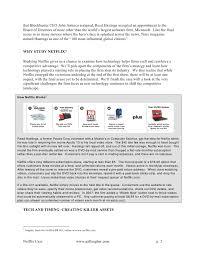 Netflix marketing plan Scribd