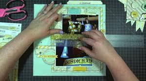 scrapbook layout what does desdichaedo mean 12 x12 scrapbook layout what does desdichaedo mean 12 x12