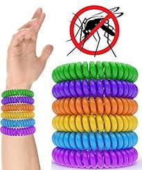 Nikgic Mosquito Repellent Bracelet Waterproof Mosquito Wrist Band ...