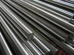 <b>304 Stainless Steel</b> Round <b>Rod</b>, Length: 3 & 6 Meter, Rs 160 ...