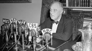 obama should look to roosevelt in fight against inequality  right wingpresident franklin d  roosevelt broadcasts his annual message to congress  jan
