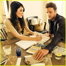 Design Crush: Justin Timberlake (Yeah, You Heard Me Right)