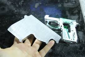 taurus usa firearm factory miami florida photo essay the blanks are forged off site and the cnc makes the cuts and holes that
