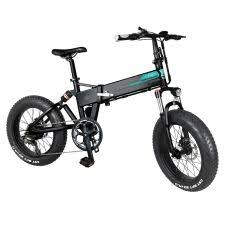 <b>FIIDO M1 Folding Electric</b> Mountain <b>Bike</b> - Black