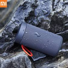 <b>Original Xiaomi Outdoor Bluetooth</b> Speaker Mini Portable Wireless ...