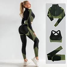 <b>Seamless Women Yoga</b> suit - Nutrufit