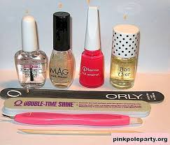 My favorite is Bon Elixir from <b>Vivienne Sabo</b> and summer manicure ...