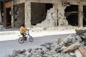 Resultado de imagem para fotos de guerra siria
