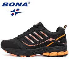 <b>BONA New Hot Style</b> Women Running Shoes Outdoor Activities ...