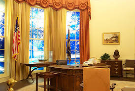oval office white house. Jimmy Carteru0027s White House Oval Office Furnished Exactly As It Was During His Administration