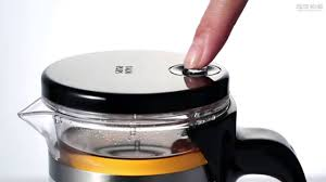 Проливной заварочный <b>чайник</b> с кнопкой <b>Sama Doyo</b> Е-01 ...