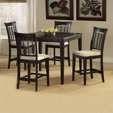 cherry counter height piece: hillsdale bayberry  piece cherry counter height dining table set