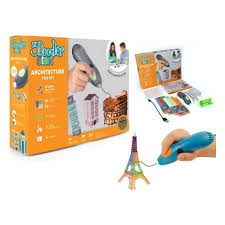 Подарочный набор <b>WOBBLE</b> WORKS <b>3D Ручка 3DOODLER</b> ...