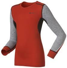 Термобелье <b>футболка ODLO Warm</b> — купить в интернет ...