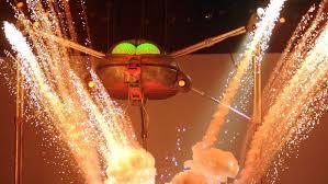 Watch now: <b>Jeff Wayne's</b> War of the Worlds | The List