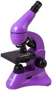 <b>Микроскоп Levenhuk Rainbow 50L</b> AmethystАметист купить по ...
