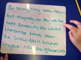 a winter wonderland descriptive writing mr lowe s class blog image