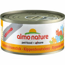 <b>Консервы Almo Nature Legend</b> для Кошек Аппетитные Куриные ...