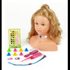 Отзывы о <b>Голова</b> куклы <b>Barbie</b> для <b>причесок</b> и макияжа