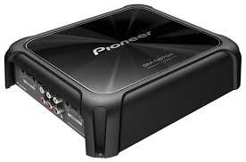 <b>Автомобильный усилитель Pioneer GM-D8704</b> — купить по ...