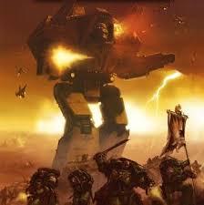 <b>Warhammer</b> 40,000 - 1d4chan