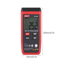 <b>UNI</b>-<b>T UT306A Digital</b> Infrared Thermometer Red Laser ...