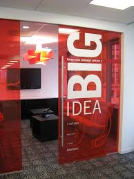interior designs for office. transparent walls are cool but a giant wall logo or core value with interior design officesinterior designs for office
