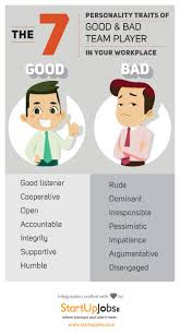 best images about describe me depression traits of good employees vs bad employees