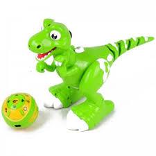 <b>Радиоуправляемый интерактивный динозавр</b> Jiabaile Dinosaur с ...