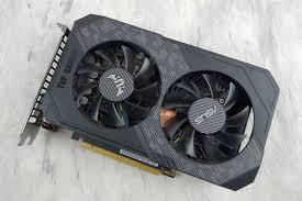 ASUS TUF GeForce GTX 1660 Review.