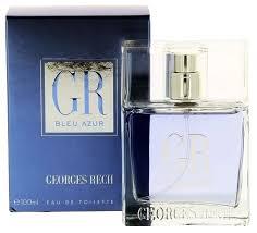<b>Туалетная</b> вода <b>Georges Rech</b> Bleu Azur — купить по выгодной ...