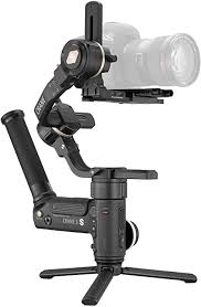 <b>ZHIYUN Crane 3S</b> Easysling Kit 3-Axis Handheld Gimbal: Amazon ...