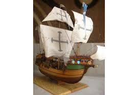 Купить Готовая <b>собранная деревянная модель</b> парусника ...