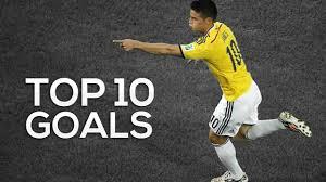 james rodr iacute guez top goals in career  james rodriacuteguez 9679 top 10 goals in career 9679 2007 2014