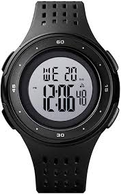 Skmei Mens Sport Digital Chrono 50m Water ... - Amazon.com