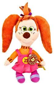 Купить <b>Мягкая игрушка Мульти</b>-<b>Пульти</b> Барбоскины Лиза 23 см в ...