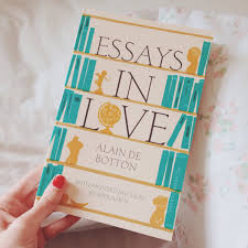claire on currently reading essays in love by alain de claire on currently reading essays in love by alain de botton t co ckpmwvs7ox