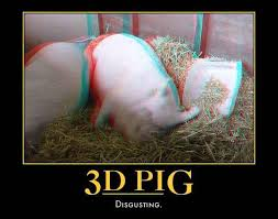 3D PIG DISGUSTING: Image Gallery   Know Your Meme via Relatably.com