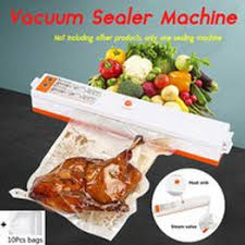 <b>Household Food Bag</b> Vacuum Sealer Packaging Auto <b>Machine</b> Film ...