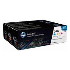 <b>Набор цветных картриджей HP</b> CF372AM 304A для CP2025 ...