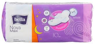 <b>Bella прокладки Nova</b> maxi <b>softiplait</b> — купить по выгодной цене ...
