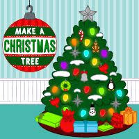 Make a Christmas <b>Tree</b> • ABCya!