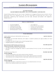 account manager resume account cover letter gallery of key account manager resume