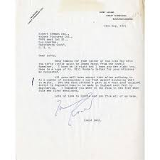 letters correspondence concerning the creation promotion of letters correspondence concerning the creation promotion of willy wonka the chocolate factory