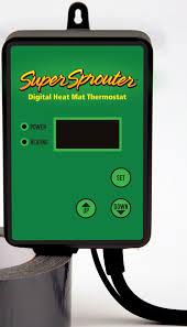 Digital Heat Mat Thermostat