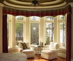 leaves motives valances living room