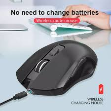<b>G851</b> Wireless Mouse 2.4G <b>Receiver 2400DPI</b> Rechargeable ...